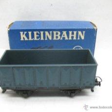 Trenes Escala: KLEINBAHN REF: 326 - VAGÓN DE MERCANCÍAS CON BORDE ALTO DE LA SNCF - ESCALA H0. Lote 51521158