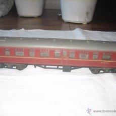 Trenes Escala: VAGÓN DE TREN DE PLÁSTICO MARCA TRI-ANG INGLÉS. PLASTIC TRAIN WAGON, BRAND TRI-ANG. Lote 51718634
