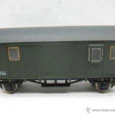 Trenes Escala: BACHMANN - FURGÓN VERDE 65305 - ESCALA H0. Lote 52154125