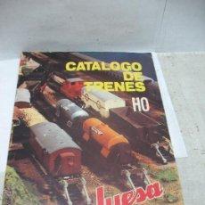 Trenes Escala: JYESA - ANTIGUO CATÁLOGO DE TRENES JYESA - ESCALA H0. Lote 52833125