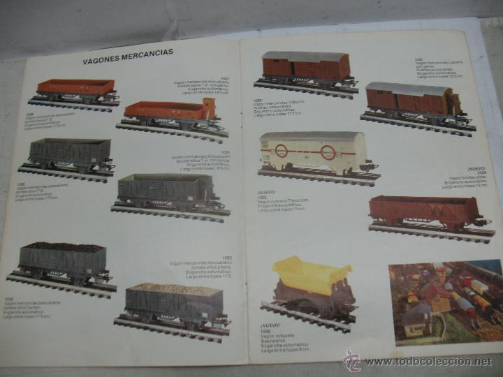 Trenes Escala: Jyesa - Antiguo catálogo de trenes Jyesa - Escala H0 - Foto 6 - 52833125