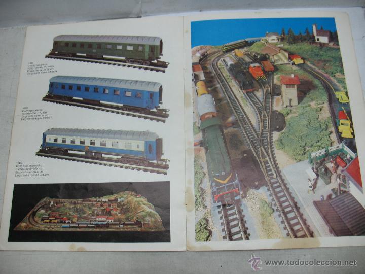 Trenes Escala: Jyesa - Antiguo catálogo de trenes Jyesa - Escala H0 - Foto 9 - 52833125