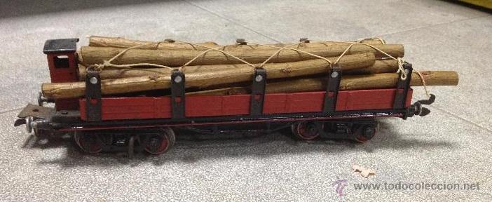 Trenes Escala: ANTIGUO TREN PAYA. CON ESTACION, TUNEL, VAGONES, LUCES, VIAS, CATALOGOS. VER FOTOS - Foto 4 - 52852113