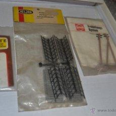 Trenes Escala: LOTE PIEZAS VARIADAS PARA TRENES. Lote 52971487