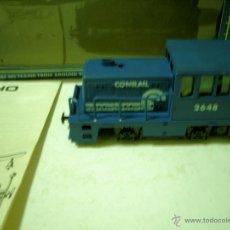 Trenes Escala: MAQUINA TREN CONRAIL MANIOBRAS DE A.H.M ANTIGUA YUGOSLAVIA. Lote 53356384