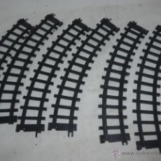 Trenes Escala: LOTE 6 VIAS DE TREN ANTIGUAS, VIA. Lote 53593495