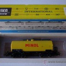 Trenes Escala: VAGON MINOL - PIKO MODELLBAHN. Lote 53866225