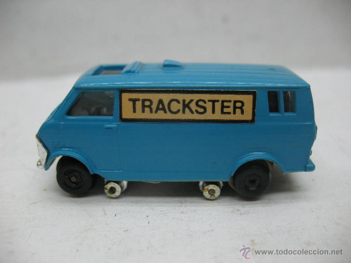 Trenes Escala: BACHMANN - Furgoneta motorizada TRACKSTER corriente continua - Escala H0 - Foto 3 - 54244369