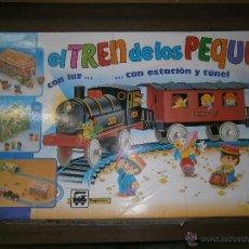 Trenes Escala: EL TREN DE LOS PEQUES - PEQUETREN. AÑOS 90.. Lote 54500685