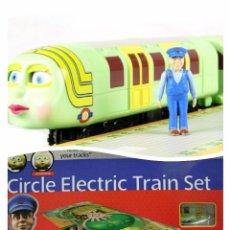 Trenes Escala: TREN ELECTRICO ERNIE DE EXPOSICIÓN NUEVO. Lote 54724106