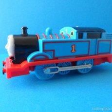 Trenes Escala - Maquina de Tren Mattel - Thomas - 2009 Gullane - Funciona - 107904210