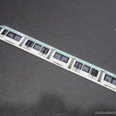 Trenes Escala: TRANVIA DE BARCELONA TRAM, ACTUAL TRANVIA QUE CIRCULA POR BARCELONA 15 X 1,7 CM. Lote 55860240
