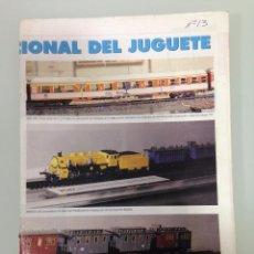 Trenes Escala: MAQUETREN 13, FERIA DE NUREMBERG, FERIA DE VALENCIA, LOCOMOTORAS 7.200 NORTE, . Lote 55896436