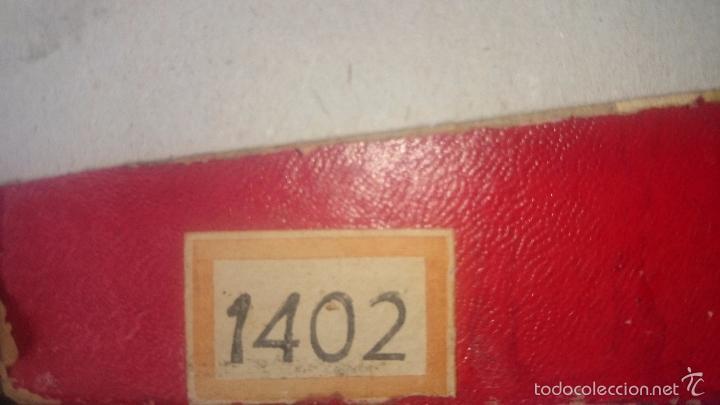 Trenes Escala: Paya locomotora y vagones coche butacas despice con caja original etiqueta ESCALA S - Foto 14 - 56997120