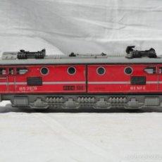 Trenes Escala: MÁQUINA DE TREN.. Lote 56827946