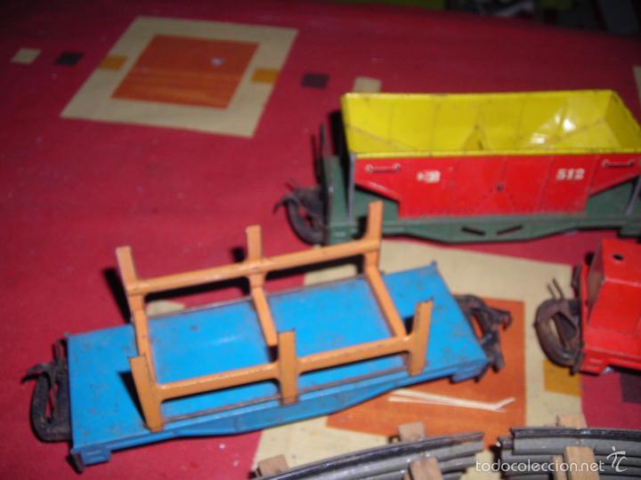 Trenes Escala: tren biller. como se ve - Foto 6 - 57137260