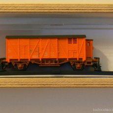 Trenes Escala: VAGÓN TREN INTERVENCIÓN. Lote 57268052