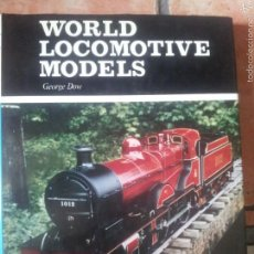 Trenes Escala: FERROCARRILES: WORLD LOCOMOTIVES MODELS. Lote 57408989