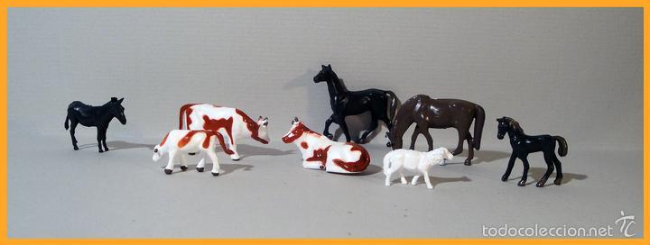 ANIMALES VARIADOS PARA MAQUETA H0 (Juguetes - Trenes Escala H0 - Otros Trenes Escala H0)