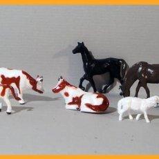 Trenes Escala: ANIMALES VARIADOS PARA MAQUETA H0. Lote 133980282
