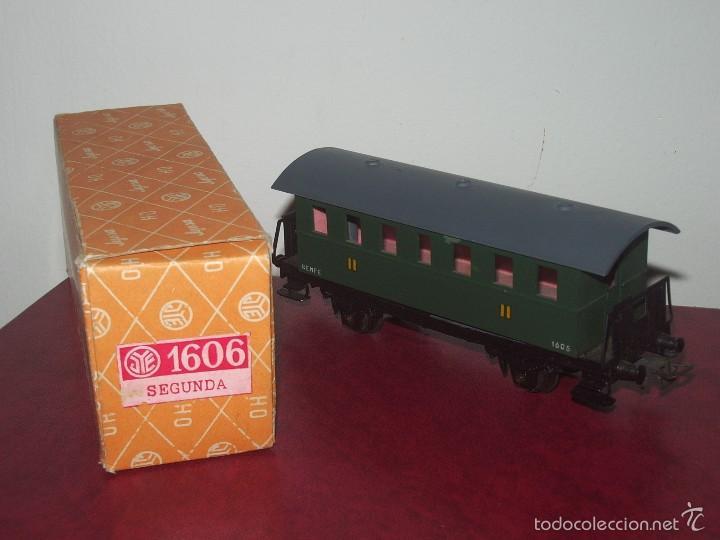 Trenes Escala: VAGÓN VIAJEROS, JYE (IBI) - Foto 2 - 57769648