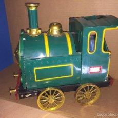 Trenes Escala: TREN PAYA NUEVO NO PROBADO ESCALA MUY GRANDE FUNCIONA A PILAS RARO DE ALMACEN. Lote 186078640