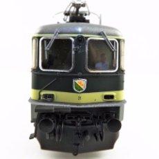 Trenes Escala: HAG 176 LOCOMOTORA DIGITAL ALTERNA H0. Lote 59523583
