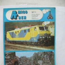 Trenes Escala: AMIGO TREN CATÁLOGO Nº 8 - ESCALA H0. Lote 59819796