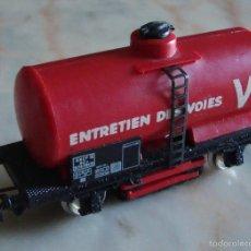 Trenes Escala: (TC-8) VAGON JOUEF ESCALA HO LIMPIADOR DE VIAS. Lote 60257691
