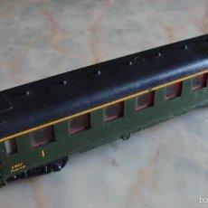 Trenes Escala: (TC-8) VAGON JOUEF ESCALA HO PASAJEROS. Lote 60257783