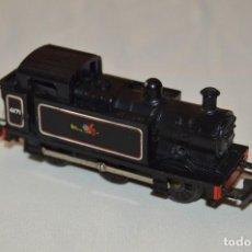 Trenes Escala: PRECIOSA LOCOMOTORA - TRIANG - BUILT IN BRITAIN - MUY ANTIGUA - ESCALA TT - FUNCIONA CORRECTAMENTE. Lote 63337196