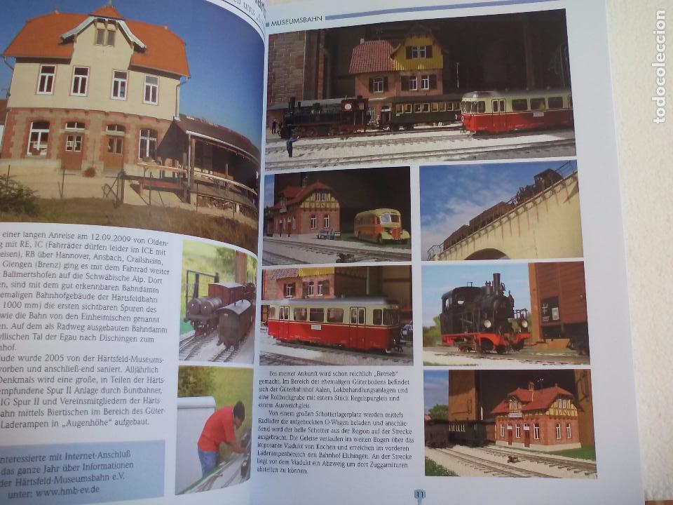 Trenes Escala: IG Spur II, MItteilungen. Nr 88. 2009. Revista Maquetas, trenes tren H0, modelismo. Maqueta. - Foto 3 - 65428555