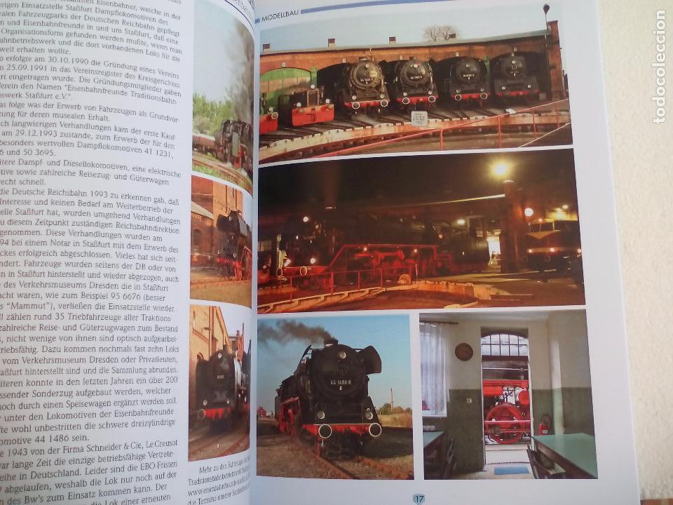 Trenes Escala: IG Spur II, MItteilungen. Nr 88. 2009. Revista Maquetas, trenes tren H0, modelismo. Maqueta. - Foto 4 - 65428555