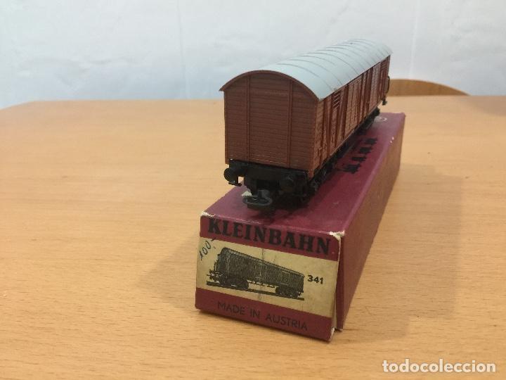 Trenes Escala: KLEINBAHN 341 ESCALA ESCALA H0 COMO MARKLIN - Foto 2 - 65804542