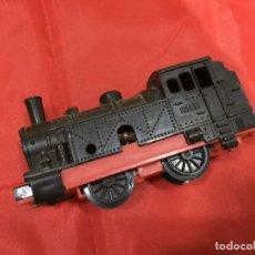 Trenes Escala: LOCOMOTORA GEYPER A CUERDA - FUNCIONA - MODELO 06691. Lote 66798150