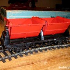 Trenes Escala: MARKLIN SPUR 1. VAGON TOLVA. ESCALA G.. Lote 69072517