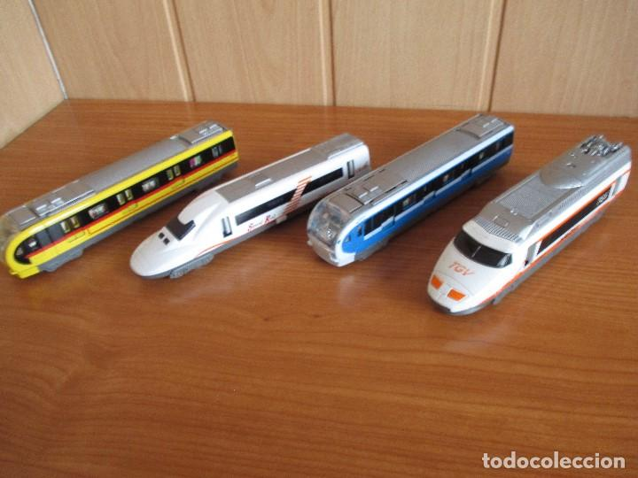 Trenes Escala: LOTE TRENES Y VAGONES - Foto 2 - 69854149