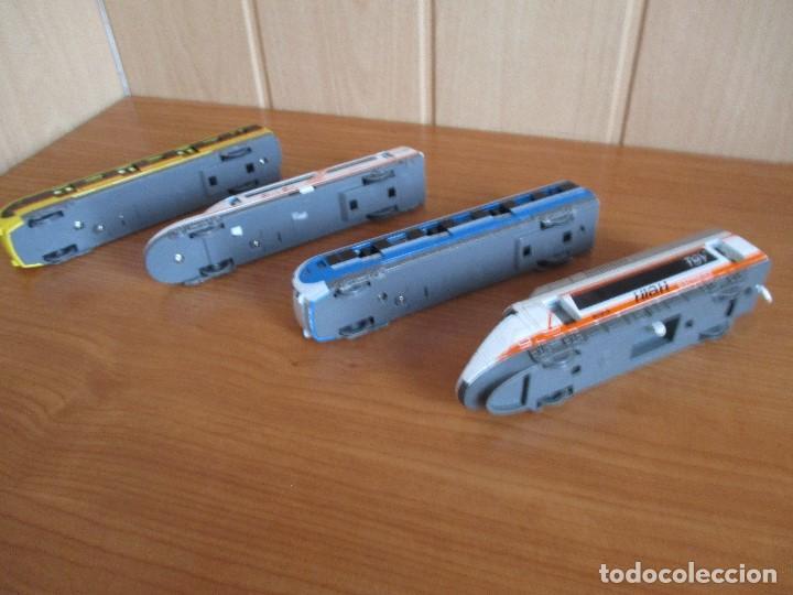 Trenes Escala: LOTE TRENES Y VAGONES - Foto 3 - 69854149