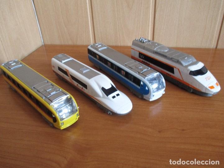 Trenes Escala: LOTE TRENES Y VAGONES - Foto 4 - 69854149