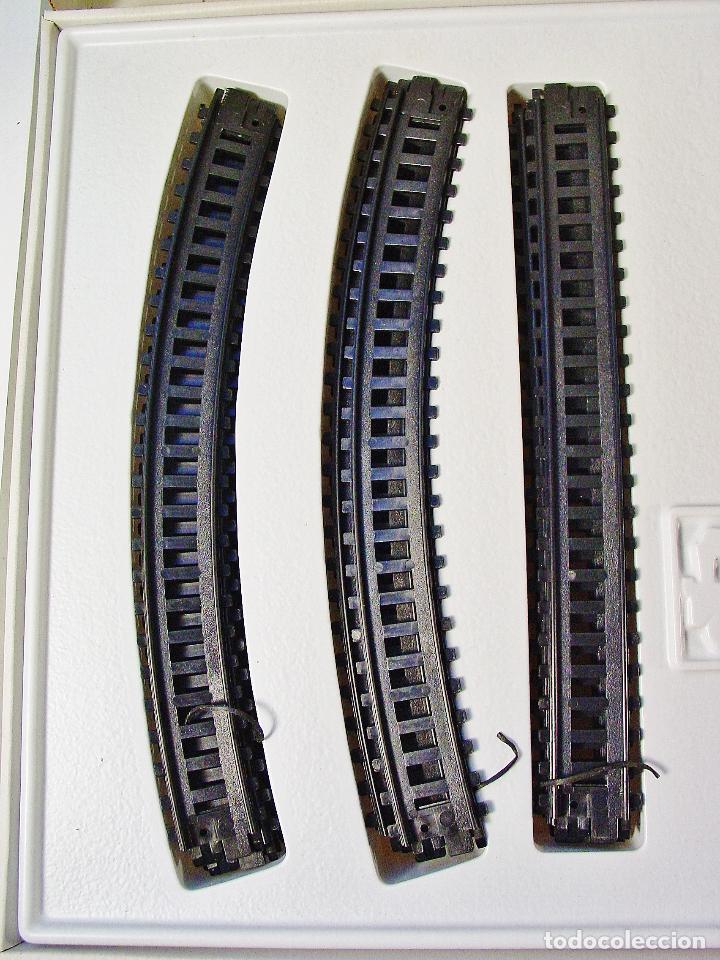 Trenes Escala: TREN ELECTRICO A PILAS PEQUETREN SEINSA REF.502 TREN VIAJEROS COLORES. CAJA ORIGINAL. NUEVO - Foto 4 - 70369217