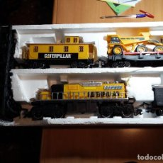 Trenes Escala: TREN DE CONSTRUCCION EXPRES CAT. Lote 74332943