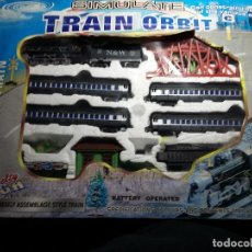 Trenes Escala: TREN SIMULATE TRAIN ORBIT. Lote 74333487
