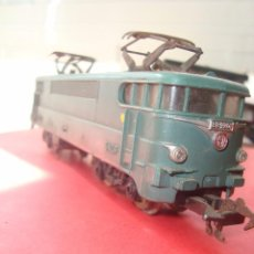 Trenes Escala: JOUEF HO LOCOMOTORA ELECTRICA DE ALTA POTENCIA SNCF BB 9200 AÑOS 50. Lote 77750093