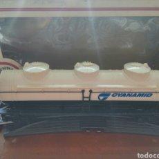 Trenes Escala: CISTERNA TREN BACHMANN H0 5. Lote 79630190