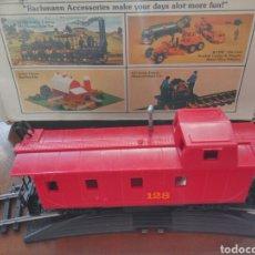 Trenes Escala: REMOLQUE TREN BACHMANN H0 5. Lote 79630643