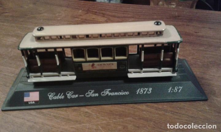 Trenes Escala: CABLE CAR - SAN FRANCISCO 1873 - Foto 2 - 80052113
