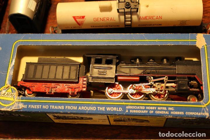 Trenes Escala: Enorme lote de trenes, vagones, vias catalogos escala h0 tren locomotora via maquina catalogo - Foto 6 - 81509088