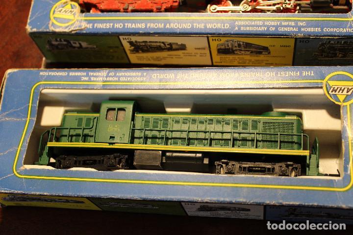 Trenes Escala: Enorme lote de trenes, vagones, vias catalogos escala h0 tren locomotora via maquina catalogo - Foto 7 - 81509088