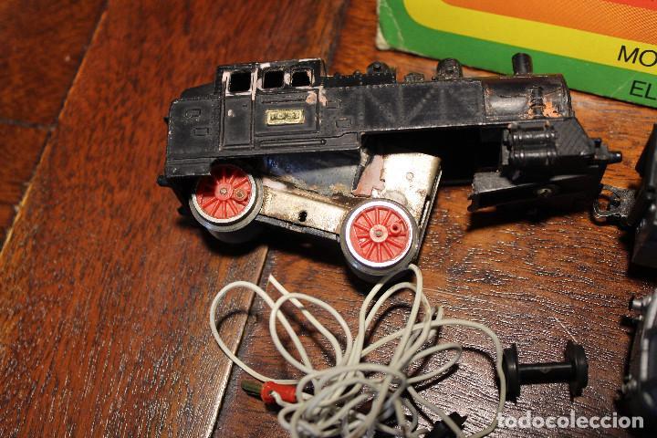 Trenes Escala: Enorme lote de trenes, vagones, vias catalogos escala h0 tren locomotora via maquina catalogo - Foto 10 - 81509088
