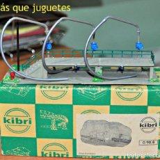 Trenes Escala: ANTIGUA RAMPA DE CARGA DE KIBRI ESCALA HO. AÑOS 50. Lote 86318100